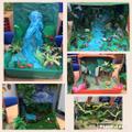 Our fantastic Rainforest Dioramas