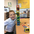 Building 3D shapes in Y5