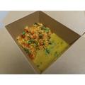 'Narinder's Vegetable Biryani and Special Lentil Dhal'