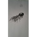 Gabriel's pet ant