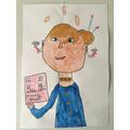 Erin's portrait