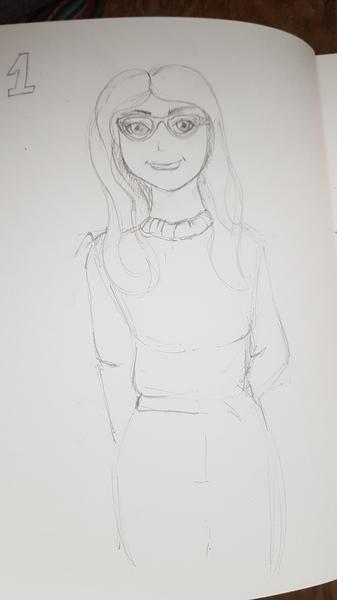 Mrs Thompson (if she looked like Miss Honey )