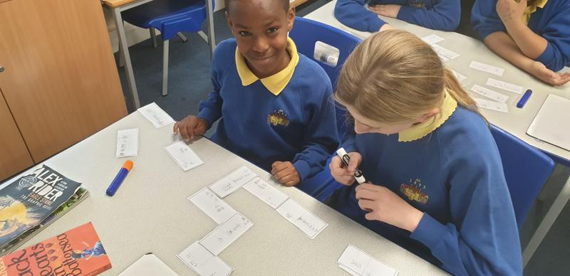 We explored ancient maths!