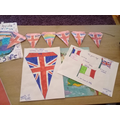 Alesia's VE day work