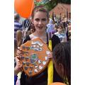 Best In Parade Award