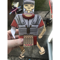 An excellent Roman soldier from AT in 3MN