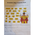 Isla's super work on pronouns.