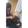 DR planting seeds