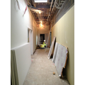 5.7.16 Corridor heading towards new entrance.