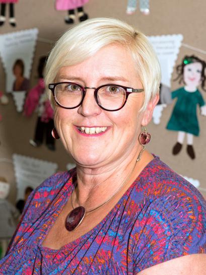 Kay Beck - TA