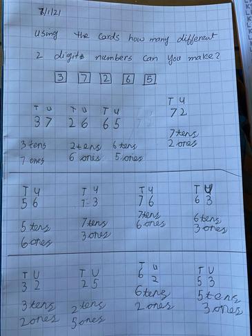 Menaal's maths