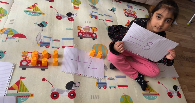 Zoya's maths using her construction.
