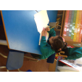Exploring our Writing area