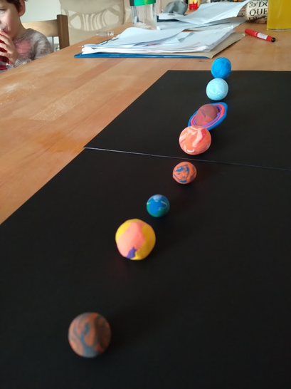 Teddy's super planets