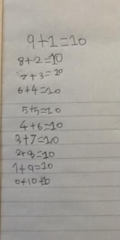 Marissa's amazing maths