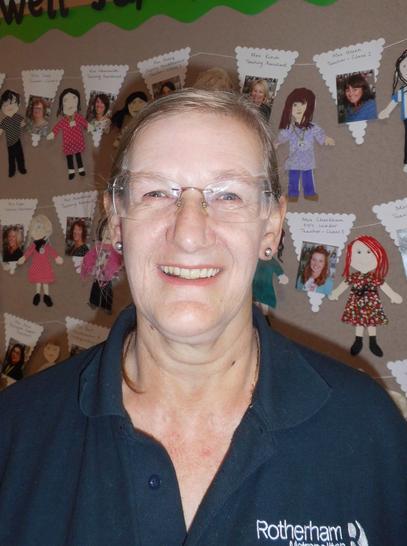 Sue Parker - Cleaner