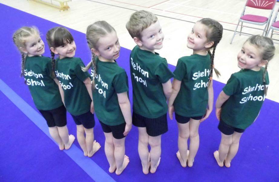 We love our new sports kit - thank you!