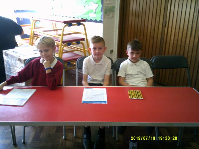Rights Respecting Quiz Masters!