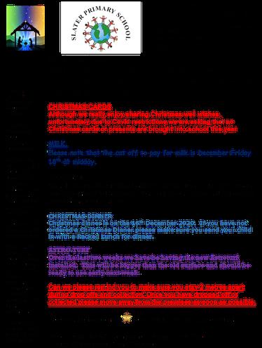 11.12.20 Newsletter