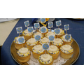 Mrs. Russell's wonderful cakes!