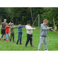 Robin Hoods in training
