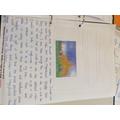 Luca's descriptive writing
