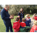 Outdoor workshops with Test Valley Borough Council