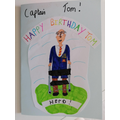 Happy 100th Birthday Captain Tom!