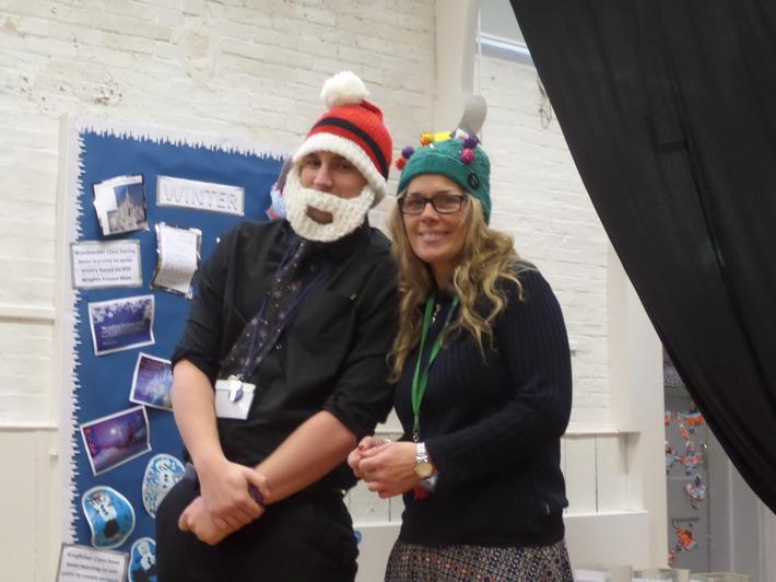 The Winners - Mr Bedford-Cooper & Miss Breach