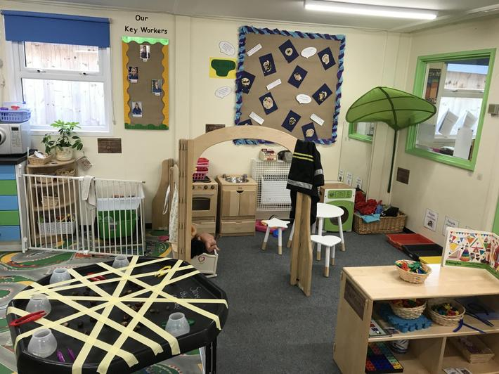Role Play and Investigation Area