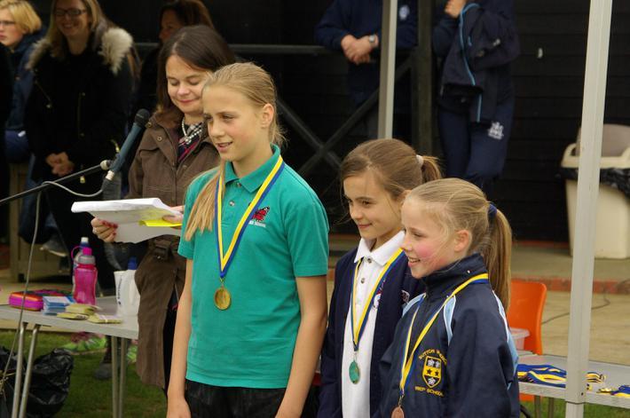 The Winner Yr 5/6 Girls