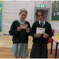 Lunchtime Certificate winners 13th May 2016