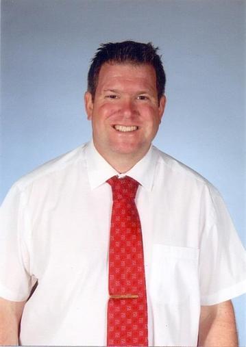 Mr Peall - Eagles Teacher