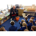 Colin told us how he uses his tools safely!
