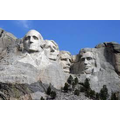 We will be learning about the landmarks within America such as Mount Rushmore...