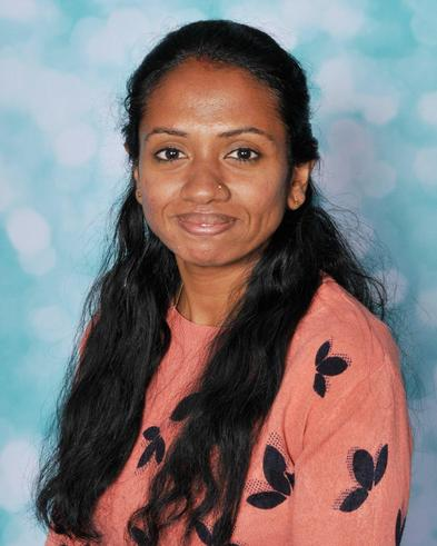 Mrs N Pragasparan - Lunchtime Supervisor (SP)