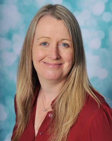 Mrs J Rendall - Year 1 Teacher (SP)