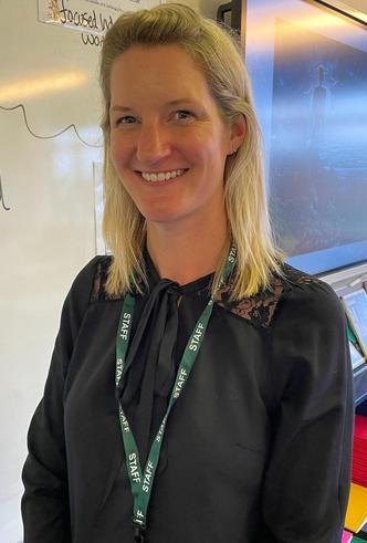 Mrs L Gough- Teaching Assistant (SP)
