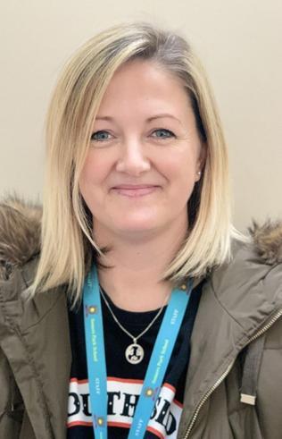 Mrs S Plant - Lunchtime Supervisor (SP)
