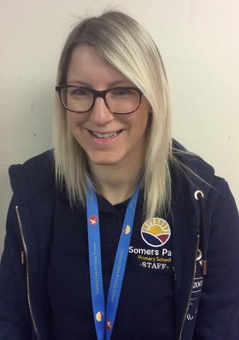 Pre-School Teacher - Miss Baker