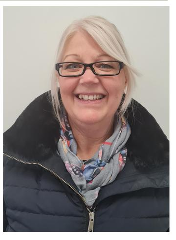 Mrs J Wright - Teaching Assistant and Lunchtime Supervisor (MV)