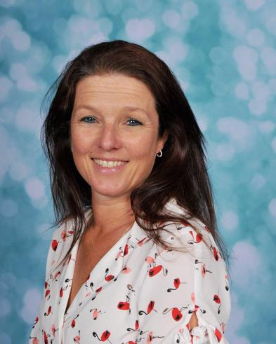 Mrs D. Russell - Phase Leader for LKS2 and Year 3 Teacher (SP)