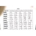 Marcy's spellings