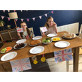 VE Day party.