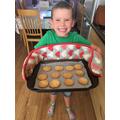 Harry's cookies