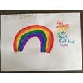 Harry's rainbow