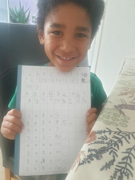 1GC Anthony MM practicing his number bonds.jpg