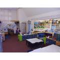 Diamond Class indoor classroom