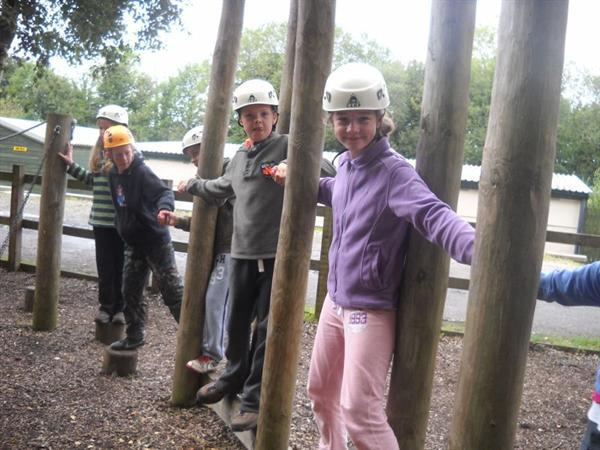 Archery and Low Ropes