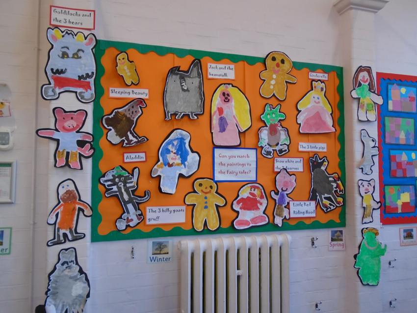 Fantastic fairytale characters!